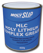 MOLYSLIP Moly Lithium Complex Grease